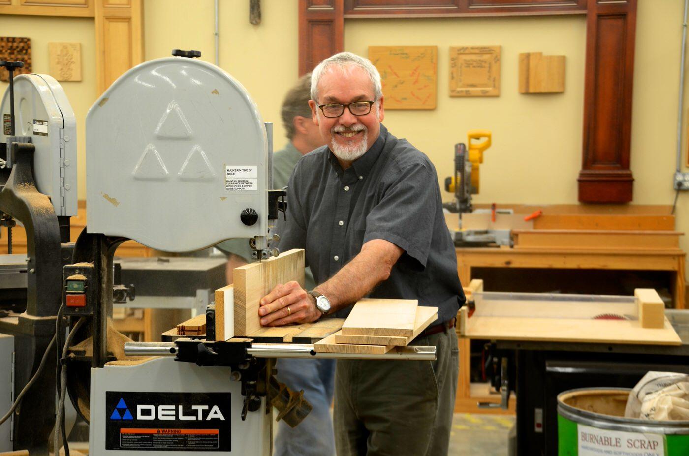 doug stowe – woodworker